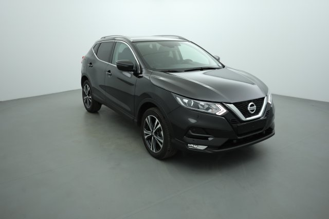 annonce NISSAN QASHQAI 1.3 DIG-T 140 Acenta occasion Brest Bretagne