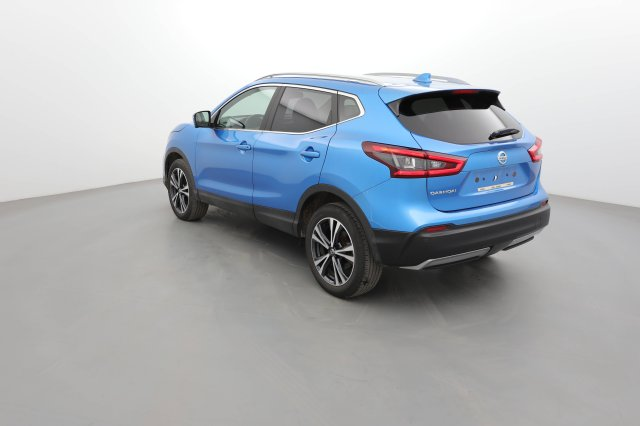 annonce NISSAN QASHQAI 1.6 dCi 130 Xtronic N-Connecta occasion Brest Bretagne
