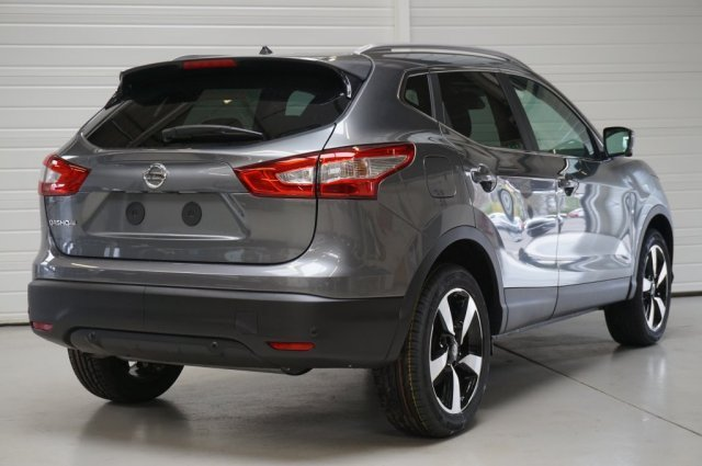 nissan qashqai neuf brest 1 6 dci 130 n connecta xtronic a gris squale finist re bretagne. Black Bedroom Furniture Sets. Home Design Ideas