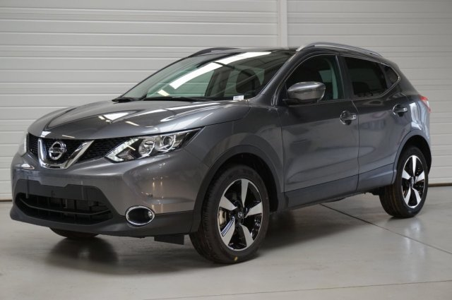nissan qashqai neuf brest 1 2 dig t 115 n connecta gris squale finist re bretagne. Black Bedroom Furniture Sets. Home Design Ideas