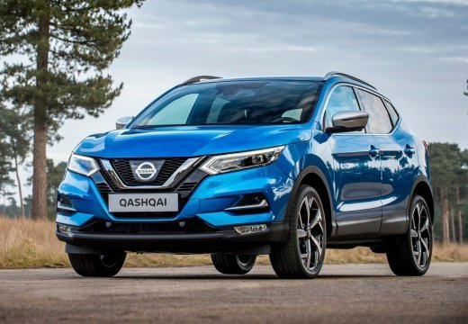 photo NISSAN QASHQAI 1.6 DCI 130 XTRONIC TEKNA
