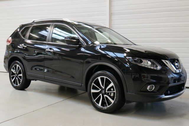 photo NISSAN X-trail 3