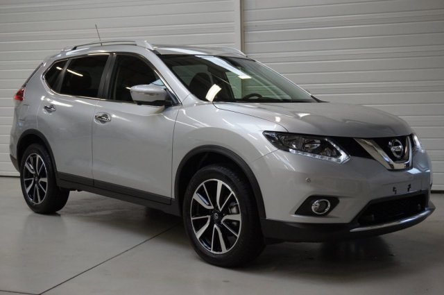 nissan x trail 3 neuf ou d 39 occasion en bretagne brest s lection auto. Black Bedroom Furniture Sets. Home Design Ideas