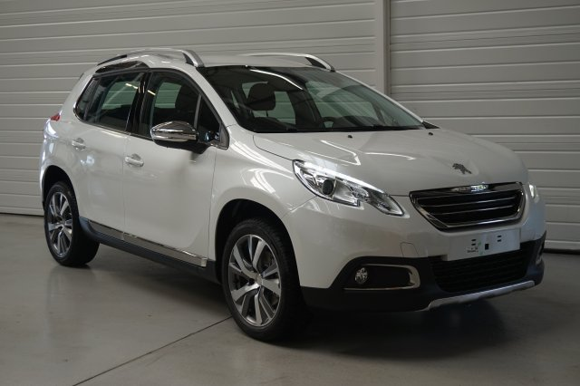 peugeot 2008 occasion brest 1 6 bluehdi 120ch s s bvm6 allure blanc nacr finist re bretagne. Black Bedroom Furniture Sets. Home Design Ideas