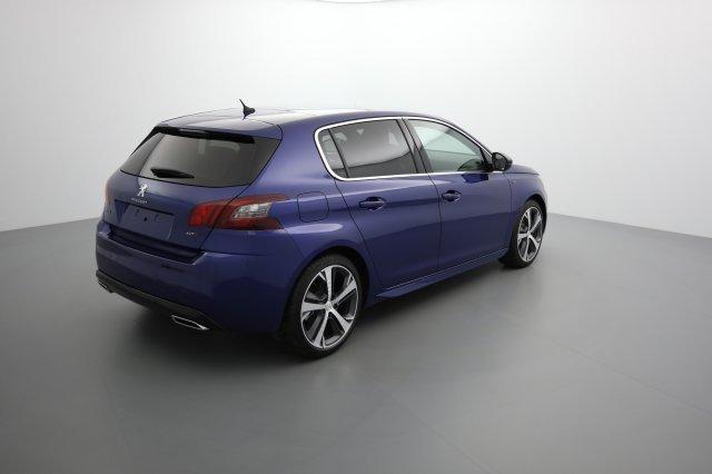 annonce PEUGEOT 308 BlueHDi 180ch S S EAT8 GT neuf Brest Bretagne