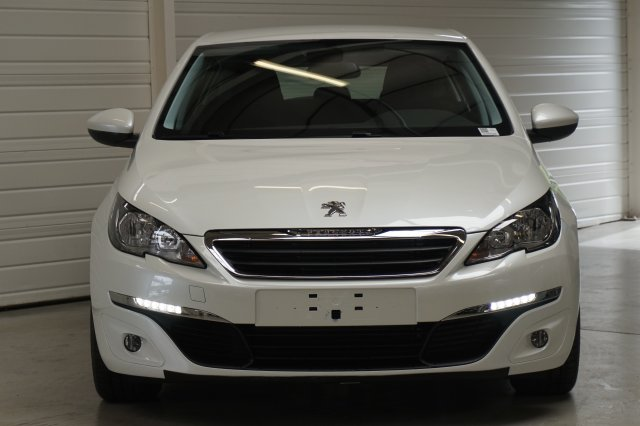 photo PEUGEOT 308 1.6 BlueHDi 120ch S S BVM6 Active