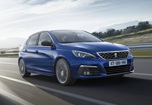 photo PEUGEOT 308 1.6 BlueHDi 120ch S S BVM6 Allure