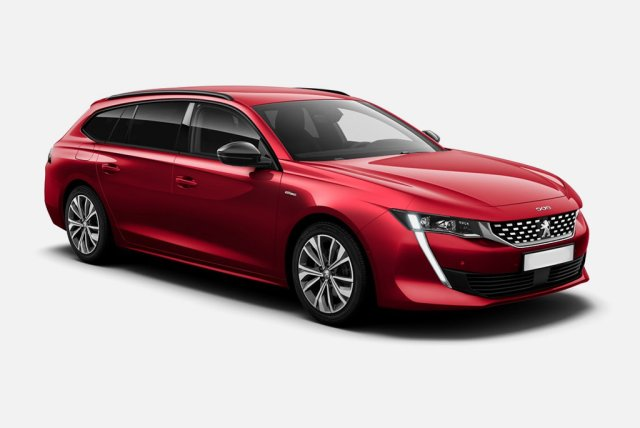 photo PEUGEOT 508 sw business