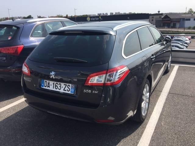 annonce PEUGEOT 508 SW 2.0 HDi 140ch FAP BVM6 Allure occasion Brest Bretagne