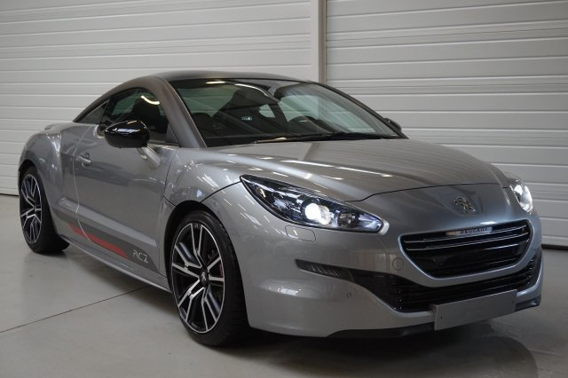 annonce peugeot rcz 1 6 thp 270ch r occasion brest bretagne. Black Bedroom Furniture Sets. Home Design Ideas