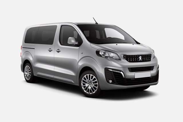 photo PEUGEOT Traveller business