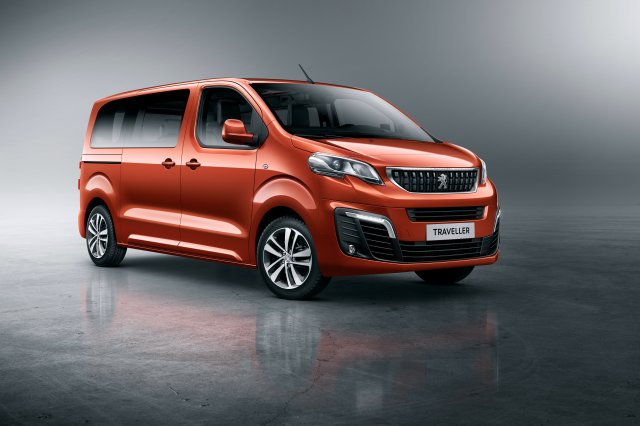 photo PEUGEOT TRAVELLER TRAVELLER LONG BLUEHDI 180CH EAT8 BUSINESS