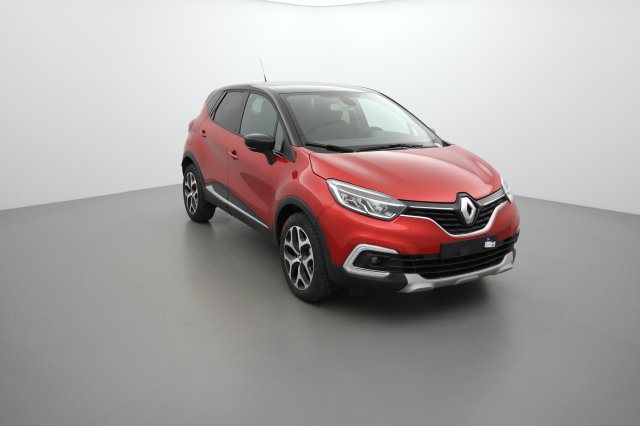 photo RENAULT CAPTUR DCI 90 EDC INTENS