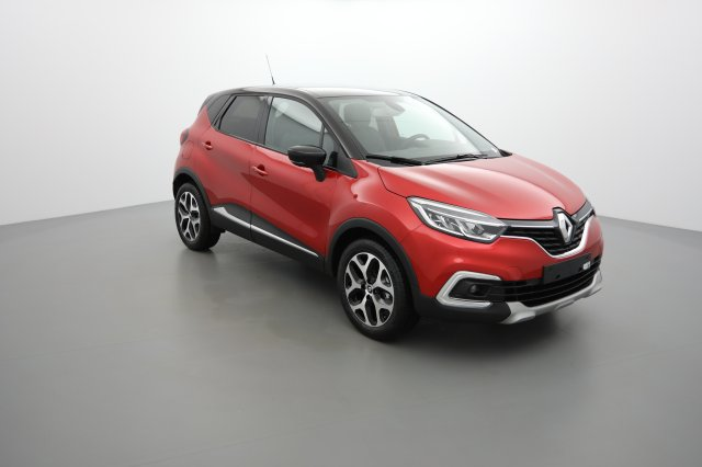 photo RENAULT CAPTUR DCI 90 INTENS