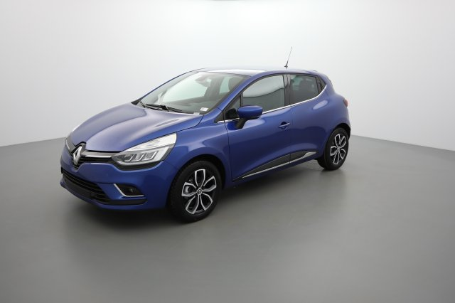 annonce RENAULT CLIO DCI 90 INTENS neuf Brest Bretagne