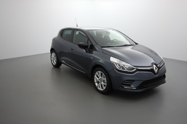 photo RENAULT CLIO DCI 90 LIMITED