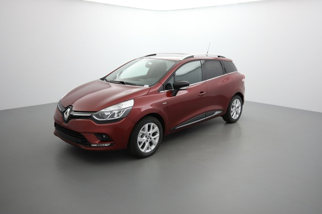 annonce RENAULT CLIO ESTATE dCi 90 Energy Limited neuf Brest Bretagne