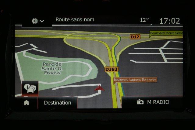 annonce RENAULT CLIO SOCIETE DCI 90 ENERGY ECO2 82G AIR MEDIANAV neuf Brest Bretagne