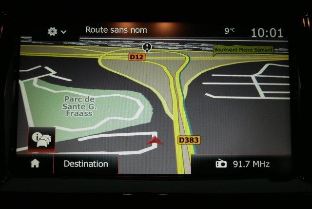 annonce RENAULT CLIO SOCIETE DCI 75 ENERGY AIR MEDIANAV neuf Brest Bretagne