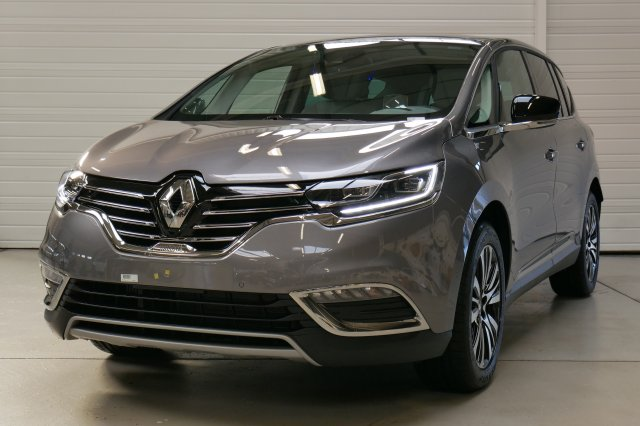renault espace neuf brest dci 160 energy initiale paris edc 7 places gris titanium finist re. Black Bedroom Furniture Sets. Home Design Ideas