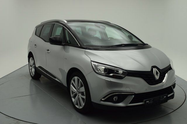 photo RENAULT GRAND SCENIC TCE 140 FAP LIMITED 7 PLACES