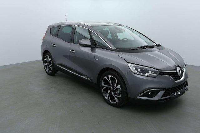 annonce RENAULT GRAND SCENIC DCI 130 ENERGY INTENS 7 PLACES neuf Brest Bretagne