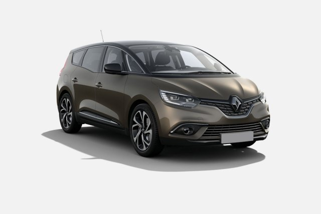 photo RENAULT Grand scenic iv business