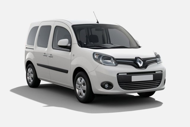 photo RENAULT Kangoo