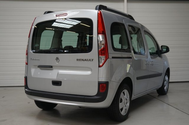 renault kangoo occasion brest 1 5 dci 90 zen energy ft gris argent finist re bretagne. Black Bedroom Furniture Sets. Home Design Ideas