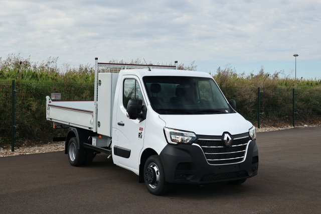 photo RENAULT Master chassis cabine