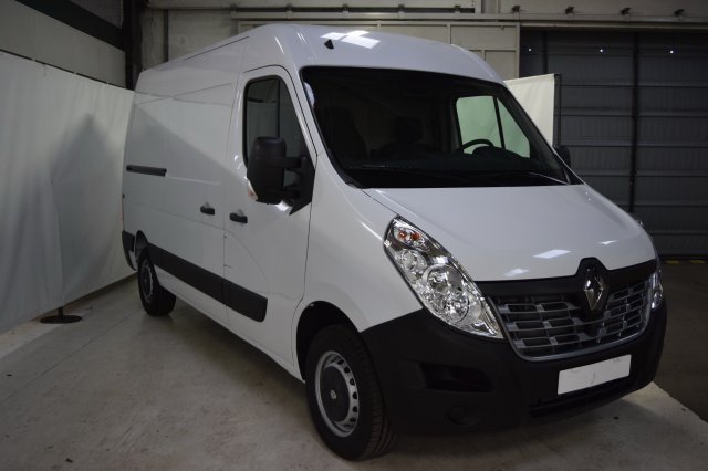 photo RENAULT MASTER MASTER FGN L2H2 3.5t 2.3 dCi 130 E6 GRAND CONFORT