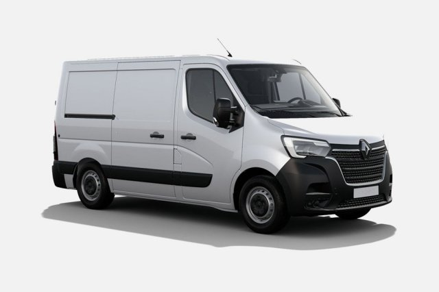photo RENAULT Master fourgon nouveau