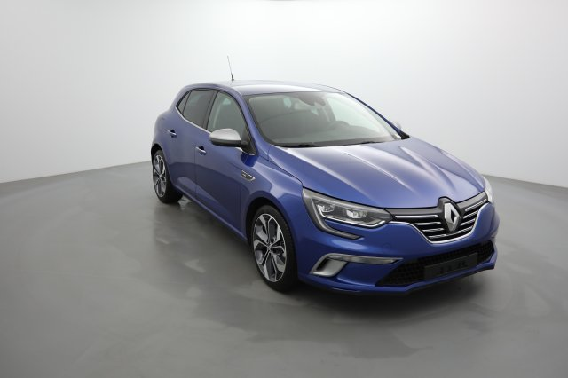 photo RENAULT Megane iv berline