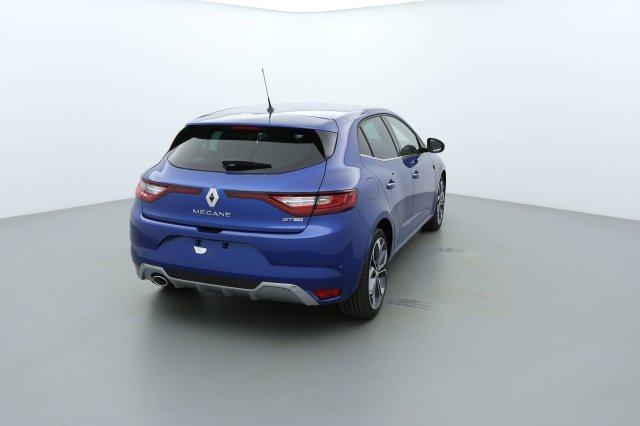 Photo véhicule 1 RENAULT Megane iv berline DCi 130 Energy Intens