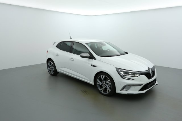 photo RENAULT MEGANE TCe 205 Energy EDC GT