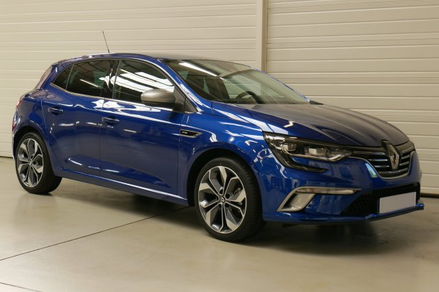 photo RENAULT MEGANE IV dCi 130 Energy Intens