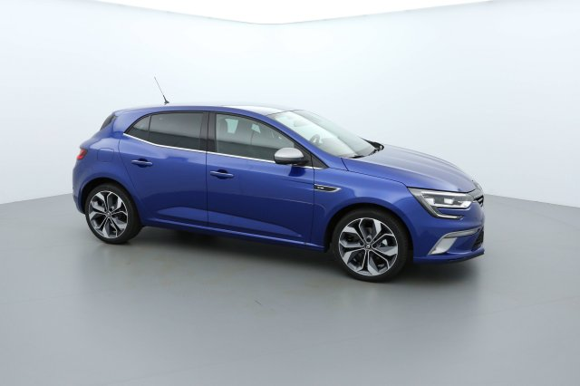 renault megane neuf brest tce 130 energy edc intens bleu iron finist re bretagne. Black Bedroom Furniture Sets. Home Design Ideas
