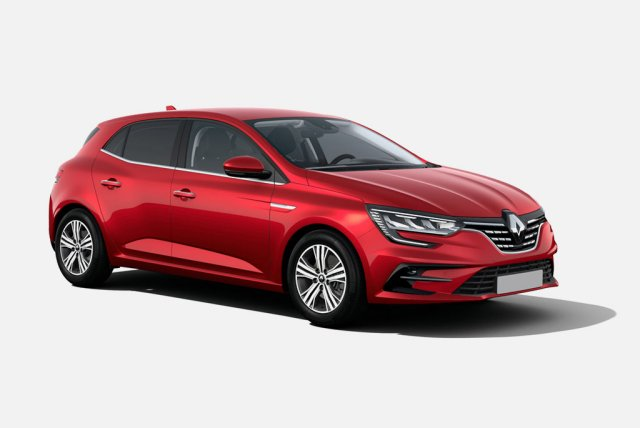 photo RENAULT Megane iv berline nouvelle