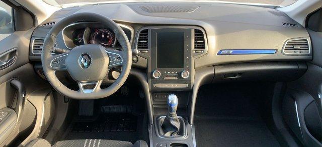 Photo véhicule 1 RENAULT Megane iv estate Blue dCi 115 Intens