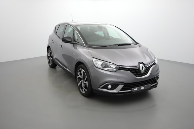 photo RENAULT SCENIC TCe 140 FAP Intens
