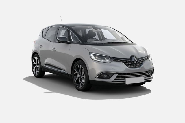 photo RENAULT Scenic iv business