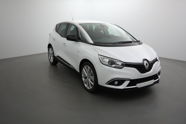 photo RENAULT SCENIC TCe 140 FAP Limited