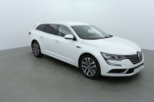 renault talisman estate occasion brest dci 160 energy edc intens blanc nacr finist re bretagne. Black Bedroom Furniture Sets. Home Design Ideas