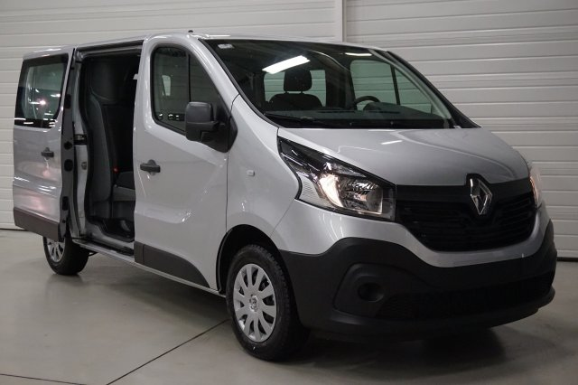 renault trafic cabine approfondie neuf brest l2h1 1200 kg dci 145 e6 energy grand confort. Black Bedroom Furniture Sets. Home Design Ideas