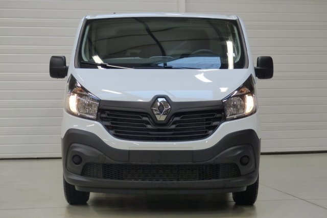 photo RENAULT Trafic fourgon