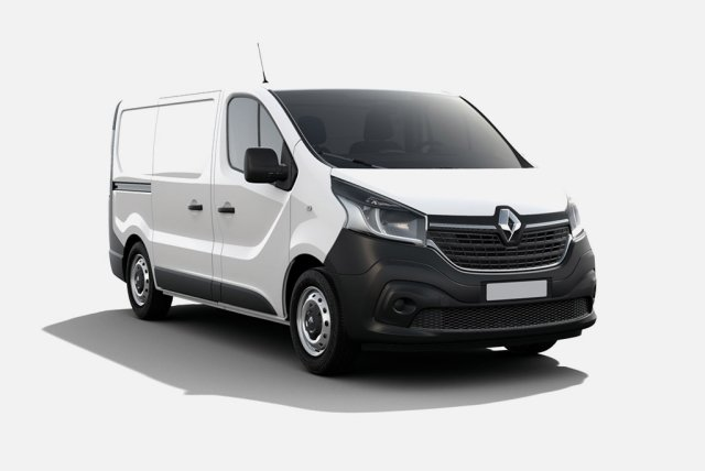 photo RENAULT Trafic fourgon nouveau