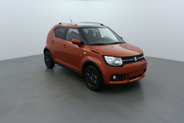 suzuki ignis neuf brest 1 2 dualjet allgrip privilege flame orange pearl supe finist re. Black Bedroom Furniture Sets. Home Design Ideas