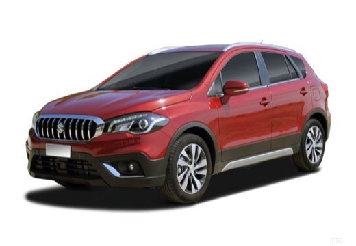 photo SUZUKI S-cross
