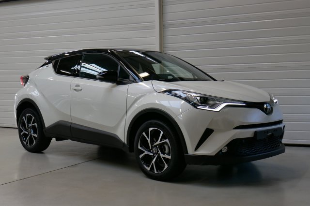 photo TOYOTA C HR 1.2T 2WD Graphic