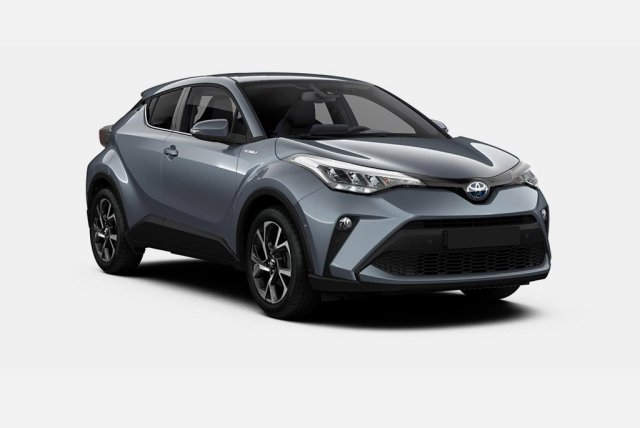 photo TOYOTA C-hr hybride mc19
